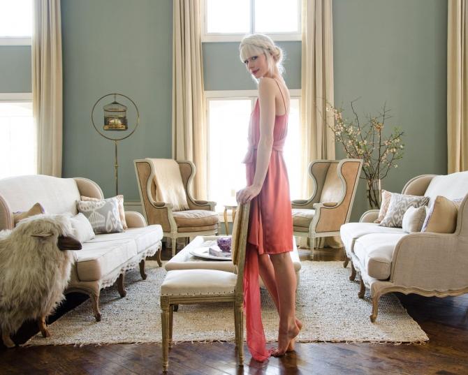 Erin Fetherston's romantic Tribeca NY home