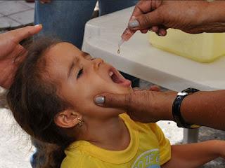 Começa campanha de vacinação em todo o Brasil