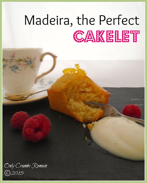 Madeira Cakelet