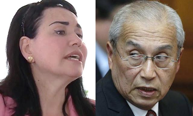 Venegas está dispuesta a contar toda la verdad con relación a unas imágenes por la oficina lacrada en el Ministerio Público