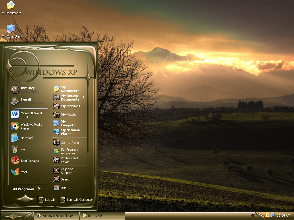 Theme For Window Xp Sp2 free download