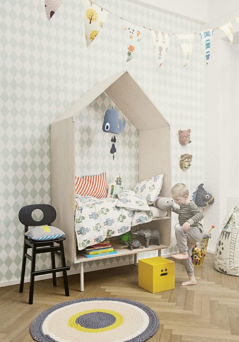 my scandinavian home cute danish children 39 s bedroom inspiration. Black Bedroom Furniture Sets. Home Design Ideas