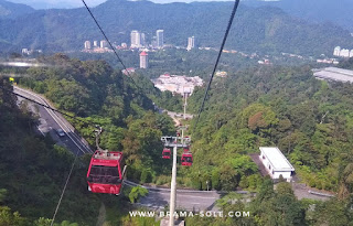 Awana Sky Cable Car Genting