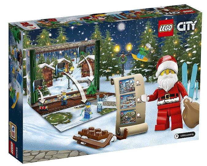 Calendario de Adviento Lego City