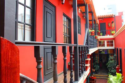Donde dormir en Lima, Donde alojarse en Miraflores, Kaclla Hostel