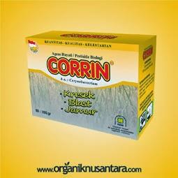 CORRIN, Solusi Anti Kresek Padi
