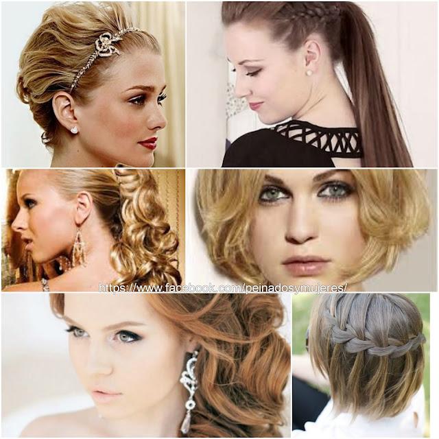 Peinados Para Toda La Semana - 7 Peinados fáciles para toda la semana Lunes a Domingo