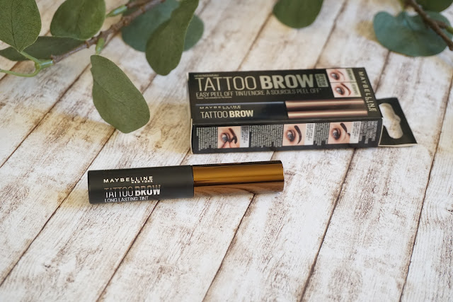 Maybelline Tattoo Brow light brown