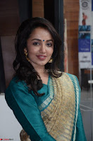 Tejaswi Madivada looks super cute in Saree at V care fund raising event COLORS ~  Exclusive 032.JPG