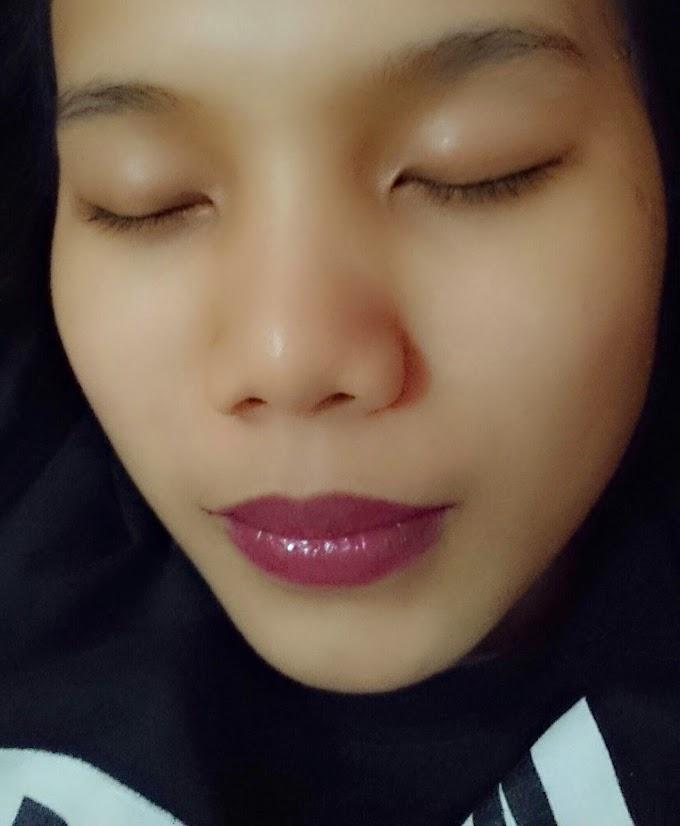 DIY Lip tint Violet