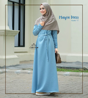 Gamis Jasmine Mayra Dress17