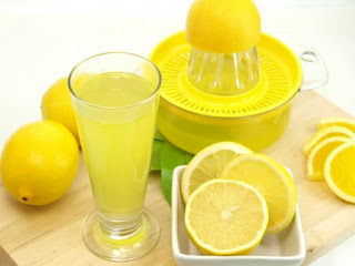 lemon untuk hilangkan komedo