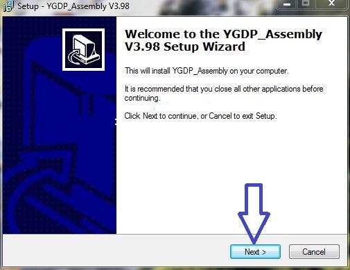 Open YGDP Tool