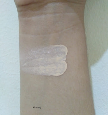 Laneige Whitening BB Cushion  Milky Way Fantasy Edition swatch