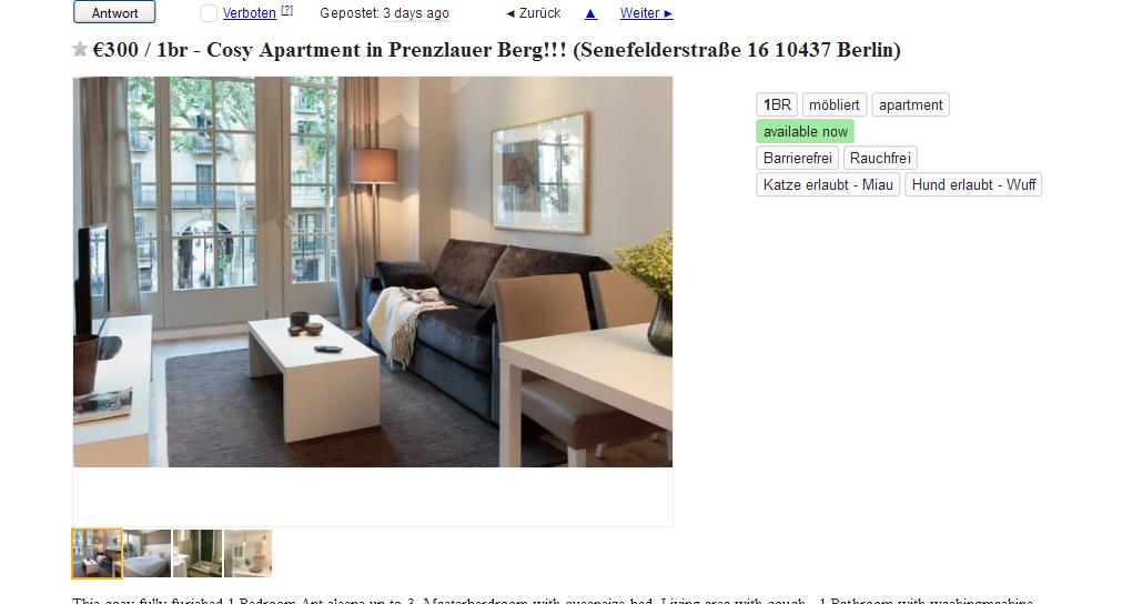 Craigslist Delaware Apartments