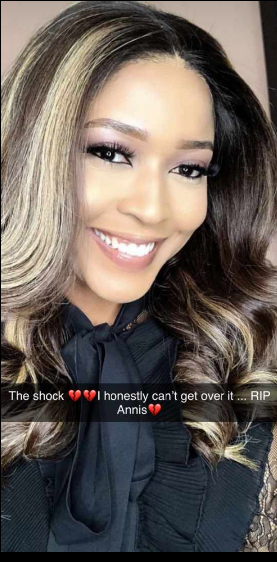 "DEADLY AFFAIRS??? Abuja Millionaire Hair Boss, Anna Iyede aka ""Annishair"" Allegedly Poisoned To Death By Friend,....See Who???"
