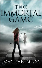 The immortal Game by Joannah Miley | Cover Love