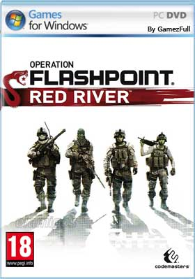 Operation Flashpoint Red River PC [Full] Español [MEGA]