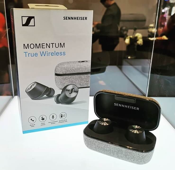 Sennheiser MOMENTUM True Wireless Earbuds Launches in the Philippines for Only Php19,999!