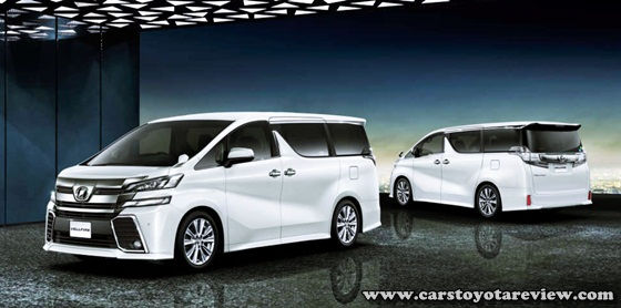 Toyota Alphard 2018 Prices, Specifications And The Release Date