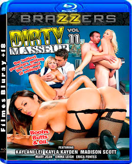 Dirty Masseur 11 Brazzers Web-DL Split Scenes Torrent Download (2016)
