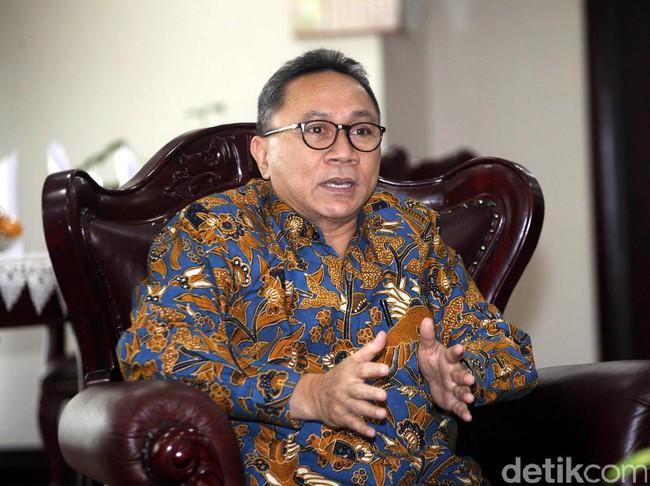 Aksi 299, Ketua MPR: Sampaikan Aspirasi dan Tak Ganggu Ketertiban