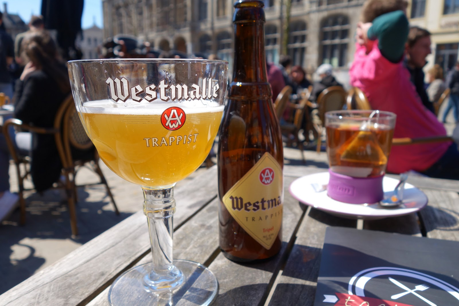 Belgian Beer - Food to try in Belgium