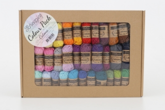 Scheepjes Catona Cutie Pie colour pack available from Wool Warehouse