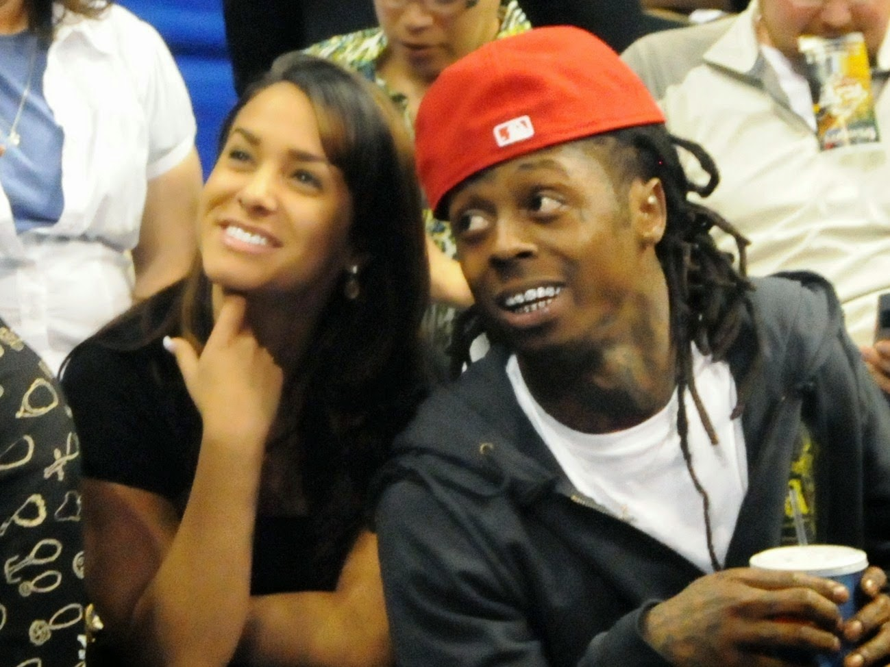 Welcome To Chitoo's Diary.: MEET LIL WAYNE'S FORMER ...