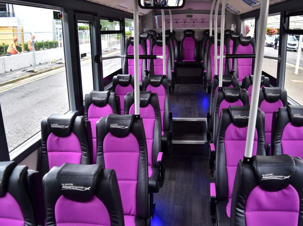 Focus Transport New Glasgow Airport Express Fleet