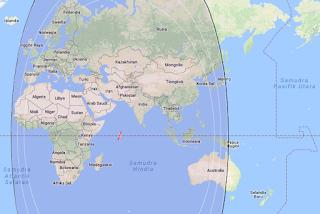 Beam Coverage Satellite Intelsat 902 62.0°E C Band