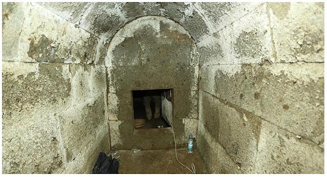 Ακόμη έναν ελληνικό τάφο του 350 π.Χ. βρήκαν στην Αμισό του Πόντου