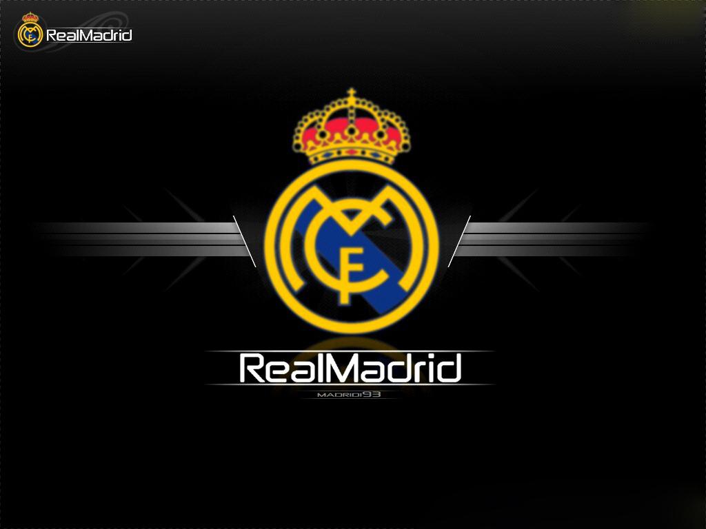 Wallpapers hd for mac real madrid football club logo - Madrid wallpaper ...