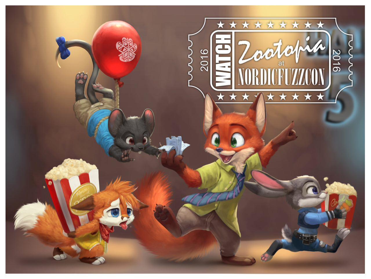 Zootopia Full Movie