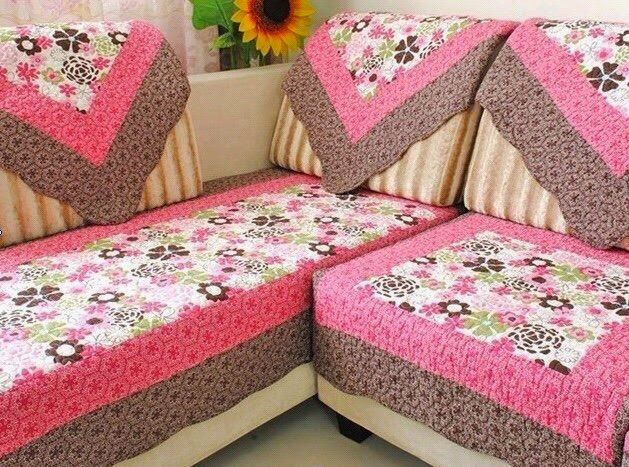 Cadar Dropship Alas Sofa Cotton Patchwork