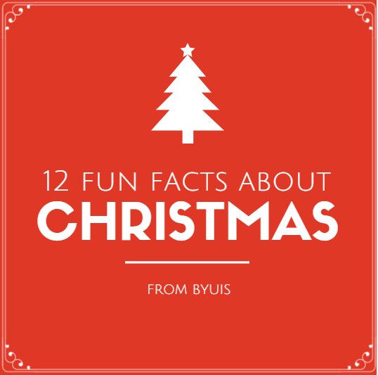 Christmas Trivia Facts.Byu Independent Study 12 Christmas Facts To Cheer Your Season