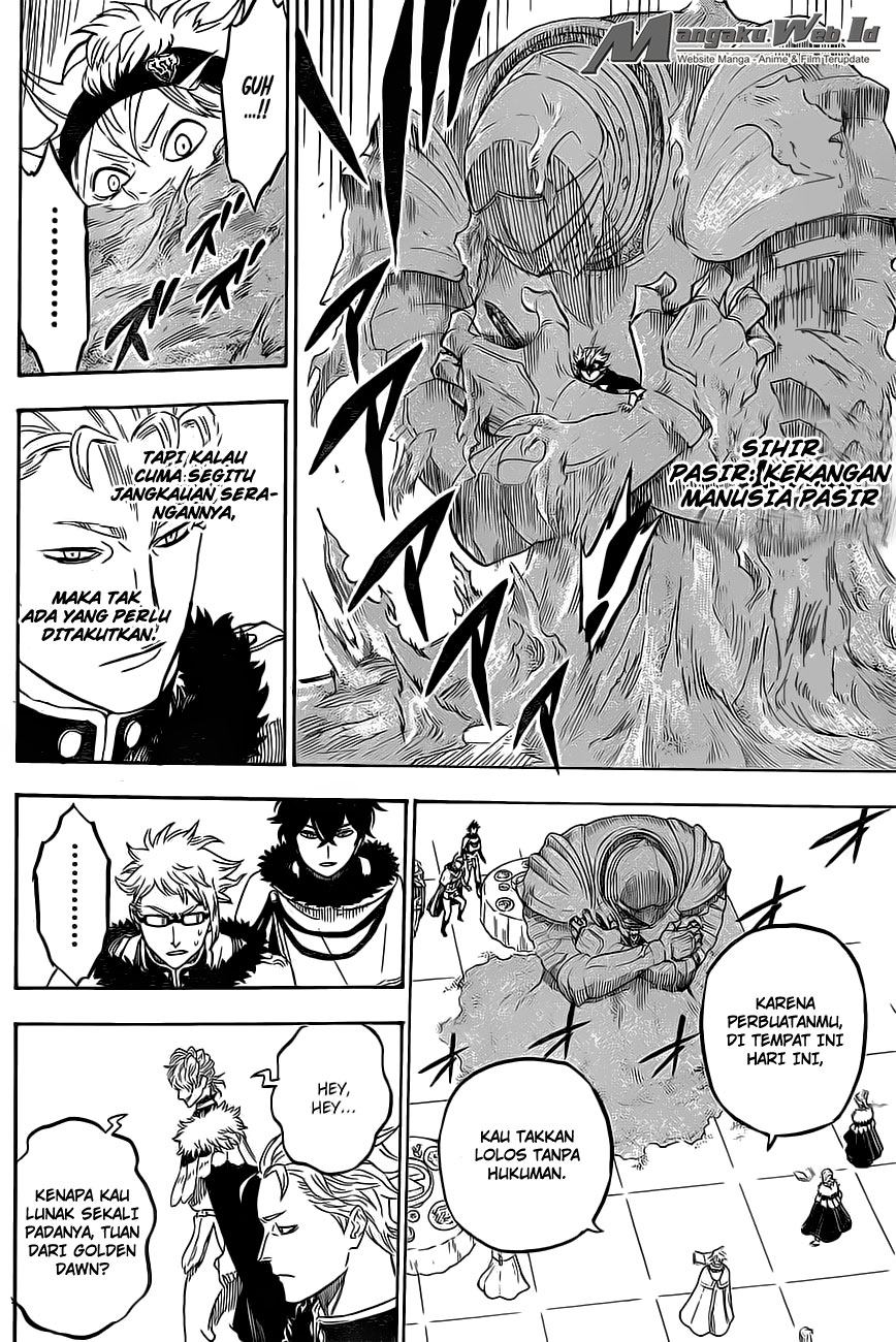Black Clover Chapter 24 Bahasa Indonesia