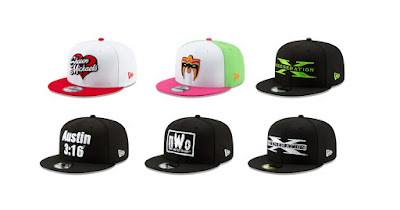 2431f278fab The Blot Says...  WWE Legends Hat Collection by New Era Cap