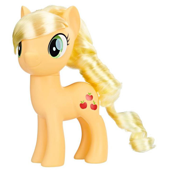 my little pony magic of everypony collection applejack