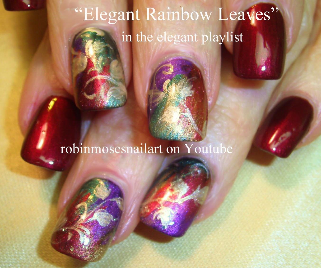 """Robin Moses Nail Art February 2015: Nail Art By Robin Moses: """"nail Art"""" """"elegant Nail Art"""