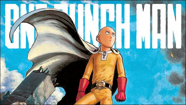 Review Anime Terbaik One Punch Man