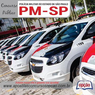 Apostila PM SP Soldado Concurso 2018