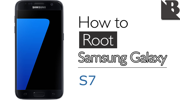 How To Root Samsung Galaxy S7 SM-G930 And Install TWRP Recovery