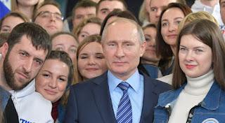 как менялись штабы Путина