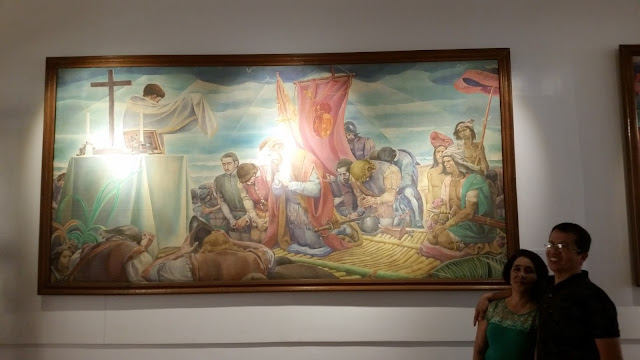 The First Mass in Limasawa by Botong Francisco from Hey, Haeja
