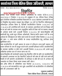 UP BTC Sambhal