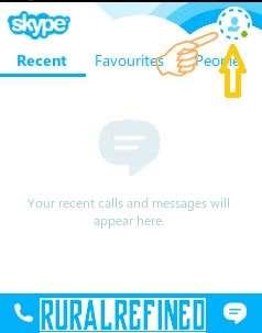 Cara Membuat / Daftar Akun Skype di HP Android