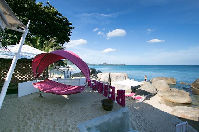 Spiaggia del Beluga boutique hotel-Koh Samui