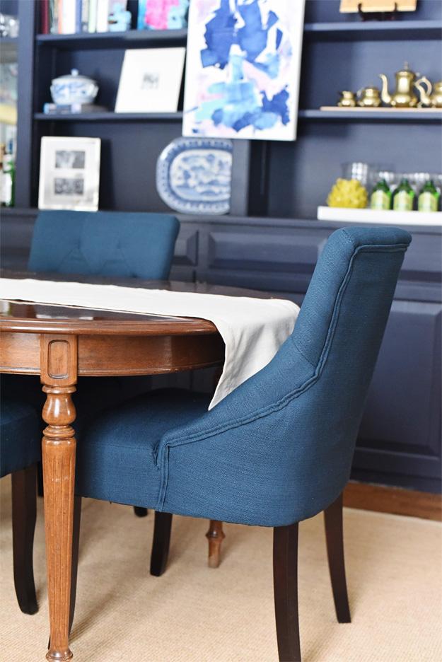 Julia Ryan New Dining Room Chairs