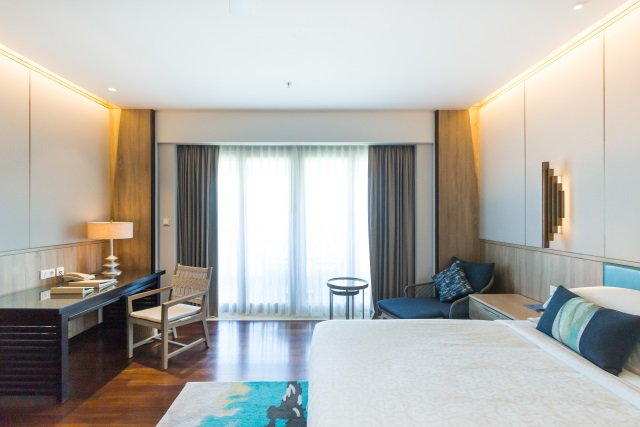 Renovated Ocean Suite at Conrad Bali